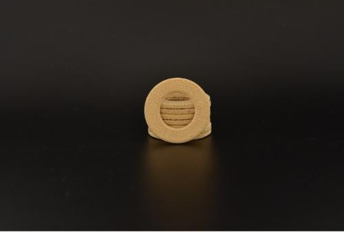 Rondelle in bronzo sinterizzato