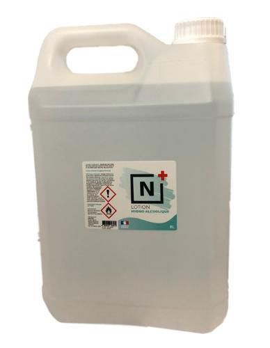 N+ Lotion Hydroalcoolique 5L