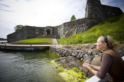 Visite de Suomenlinna