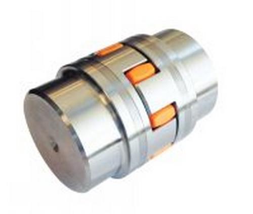 Accouplement élastique à flector polyuréthane moyeu inox