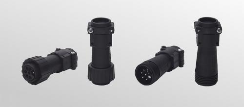 Circular connectors M1 series