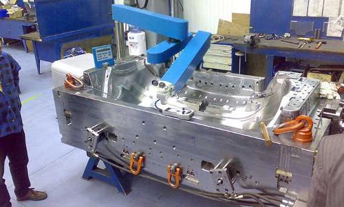 Mobile Laser Welding System (MW)