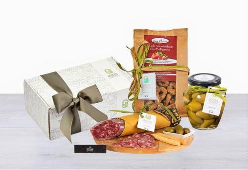 Appetizer Food Box
