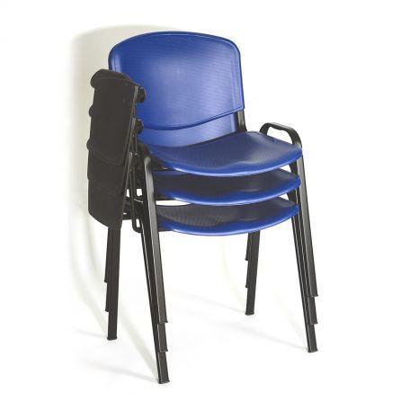 Chaise De Conférence Plastique Avec Tablette
