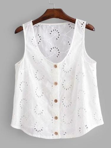 casual cotton dress