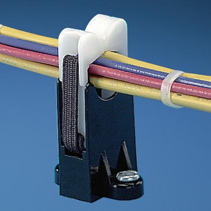 Elastischer Kabelhalter