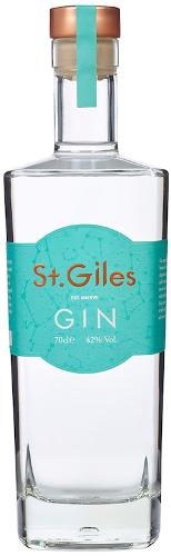 ST.GILES GIN 70cl 42% ABV