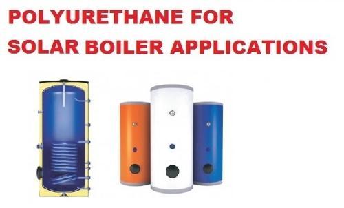 POLYOL FOR SOLAR BOILER ISOLATION