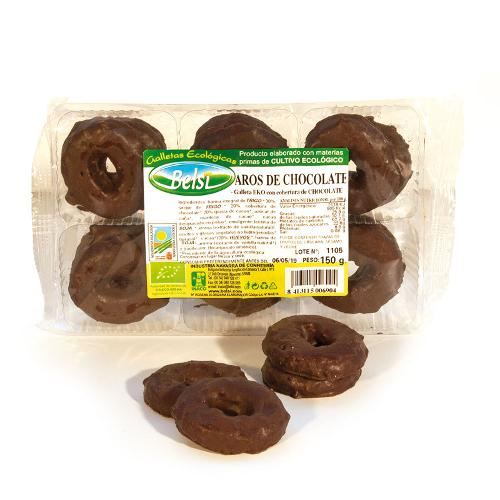 Dark Chocolate Rings