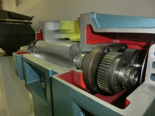 """Rotary piston blower """"3RV"""""""
