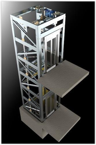 Ascenseur Pylone