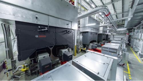 Bosch Dampfkessel - Typ ZFR, ZFR-X