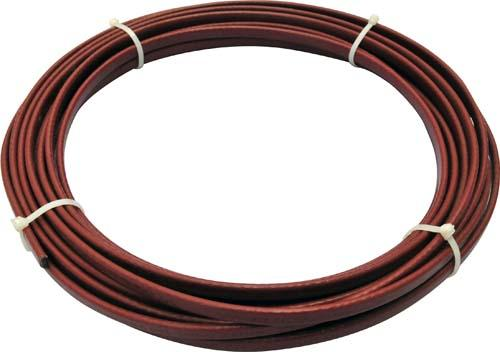 Low temperature self-regulation heating cable