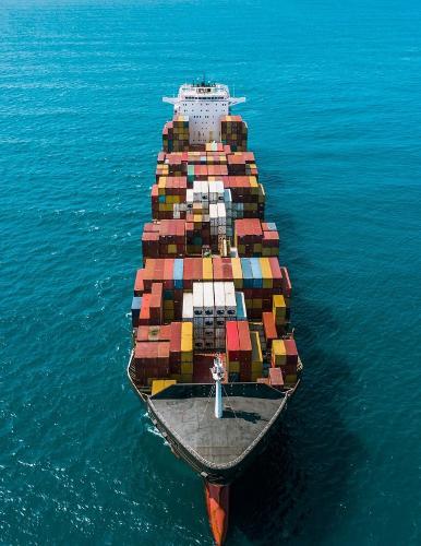Envoi De Containers