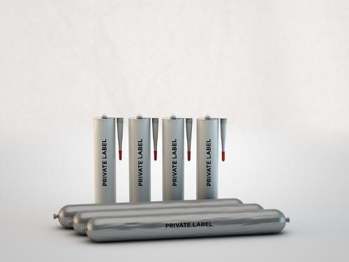 Nordsil - [B3 Adapterschaum Premium, PVC] Private Label
