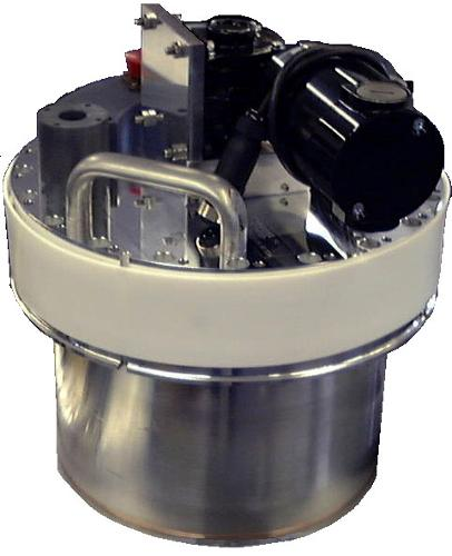 Rotary Magnetron