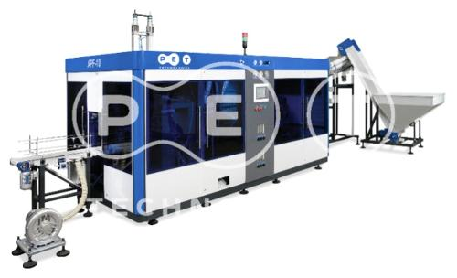 Automatic blow molding machine APF 10