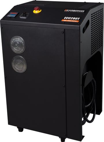 Machine de Décalaminage ECC 280T 800 Litres - 24V