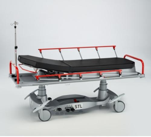 STL 285 - Patient Stretcher for hospitals