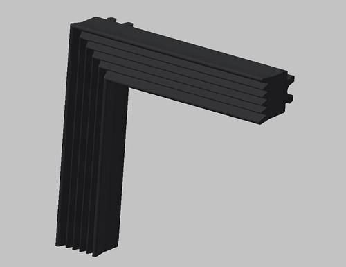 Angle Extrusions