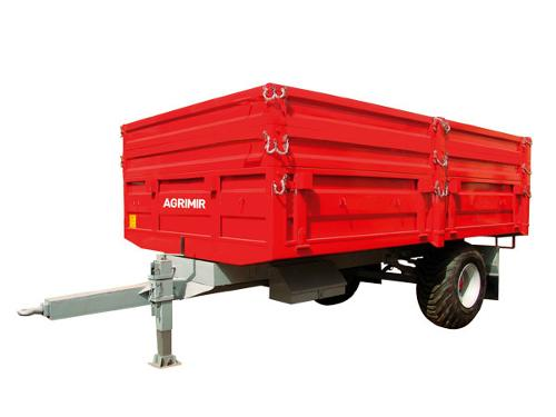 Trailer – Single and Double Axle