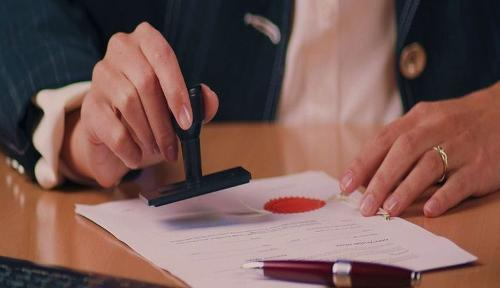 Оформление разрешительных документов