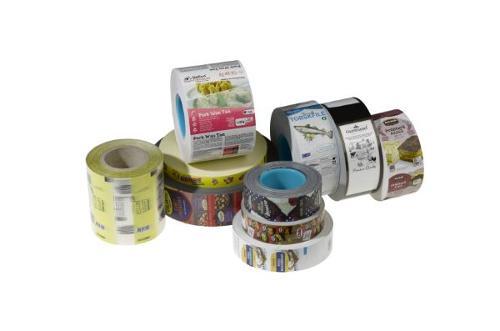 Printed banding materials
