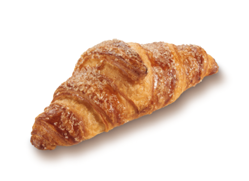 Croissant Royal with Apricot Filling