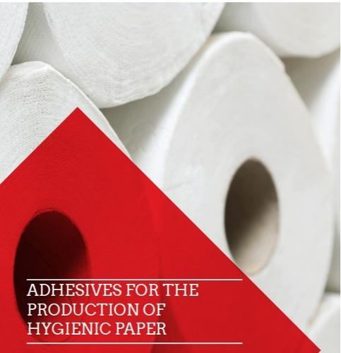 Adhesives For The Production Of Hygienic Paper