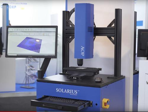 Solarius AOP Customized Metrology