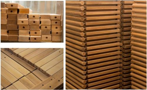 Solid Wood Processing Line