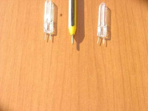OZONE QUARTZ LAMPS - Lamp Type: O3-U