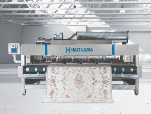 Machine à laver automatique pour tapis