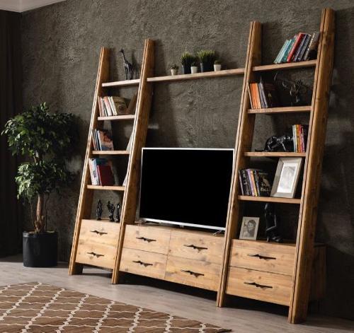 EMA TV unit and Bookcase