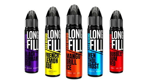XTREME LONG FILL CONCENTRATE + XTREME LONG FILL NICOTINE SHO