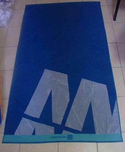 yarn dye jacquard promotional towel