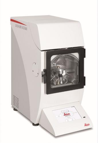 Recubridor de alto vacío Leica EM ACE600