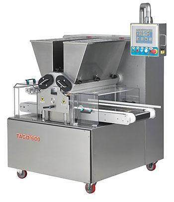 Remplisseuse automatique et TAGO 600 bicolore