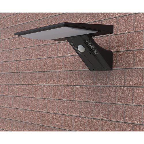 Solar Lamp Led Motion Detector Wall Mounting