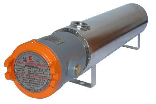 Flow heaters / Electrical process heaters