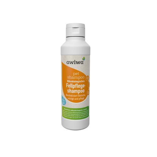 pet shampoo – mikrobiologisches Fellpflege Shampoo