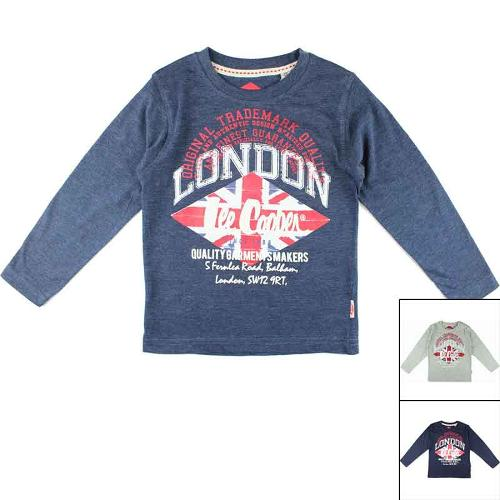 Großhändler kleidung T-shirt kind Lee Cooper