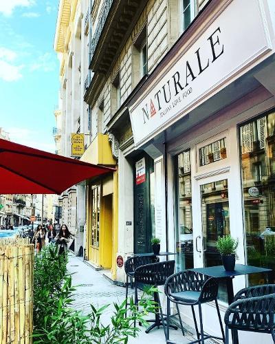 Restaurant italien à Paris 10e