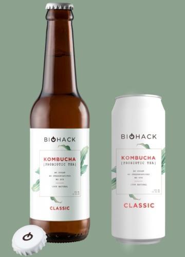 Kombucha BioHack
