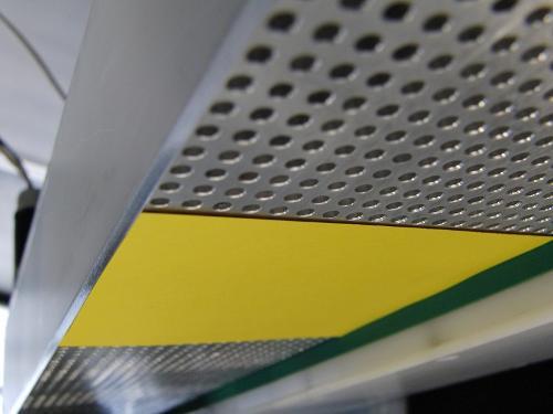 Système de Transport LinearOverhead