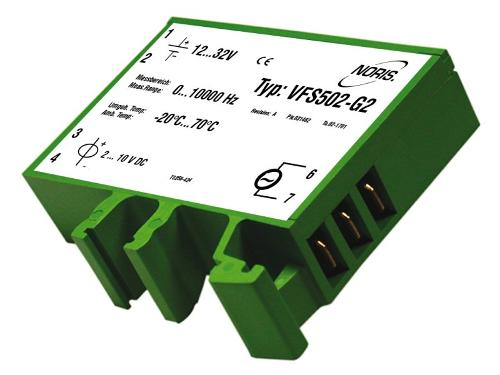 Frequency transducer VFS5