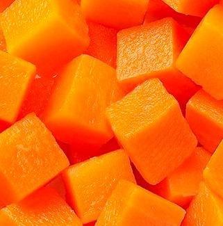 Frozen Diced Carrot