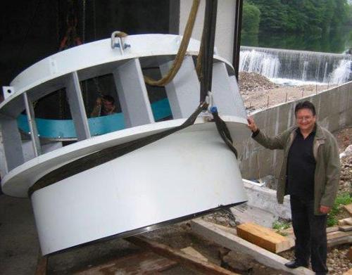 Kaplan Hydro Turbines