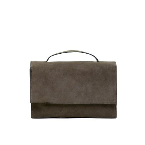 Paula Leather Clutch Bags