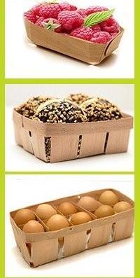 упаковка и тара из экологически чистого букового шпона